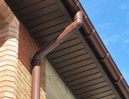 Gutter Replacement in Saint Clair Shores MI - Vinyl-Solutions - gutters1